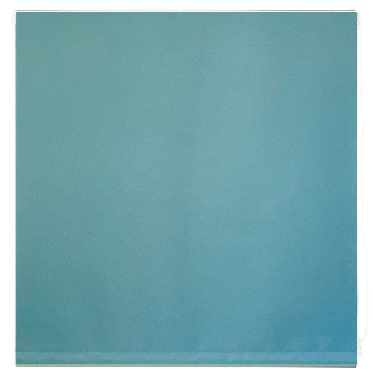 Штора рулонная Blackout Inspire, 140х175 см, цвет голубой