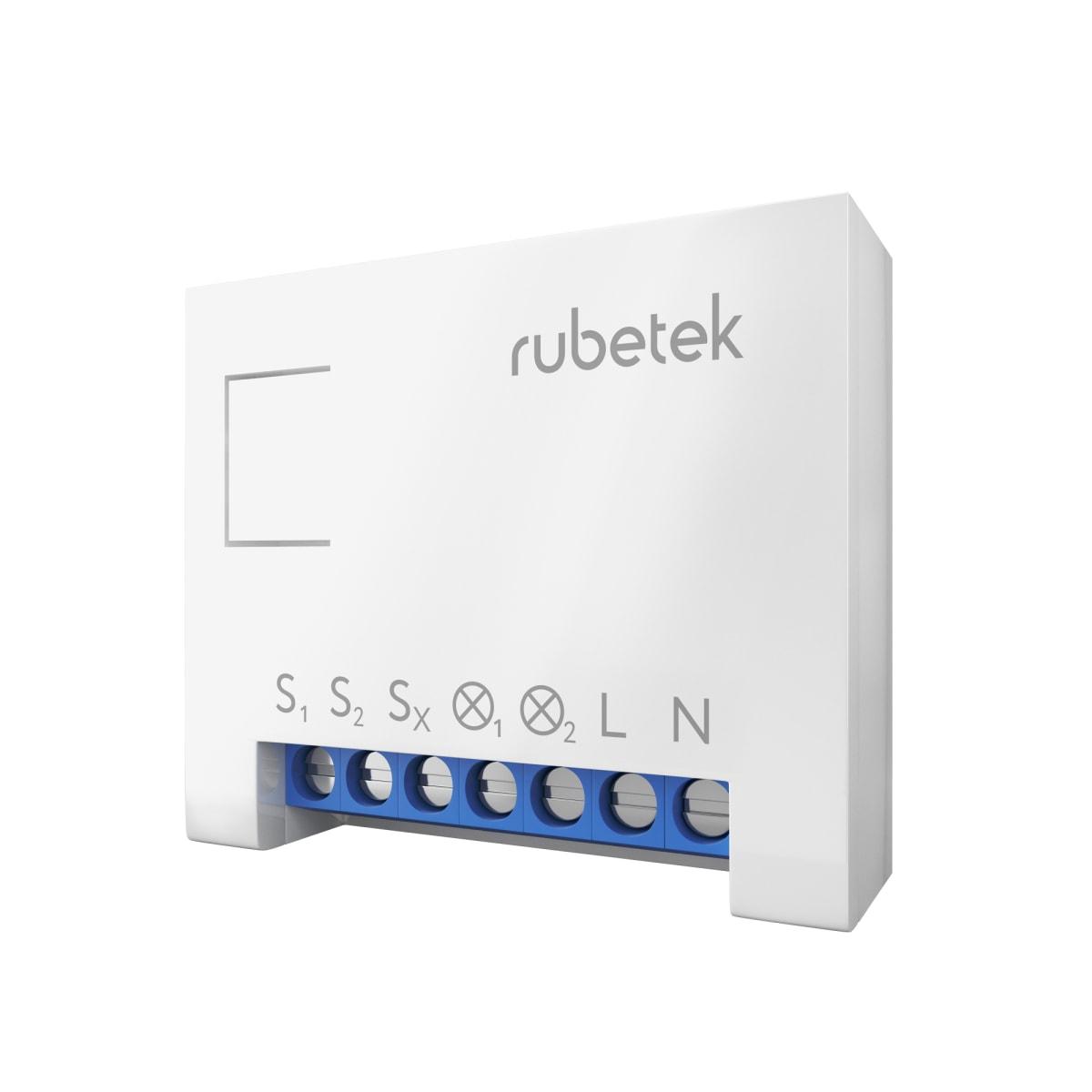 Блок управления двухканальный Rubetek RE-33312 WiFi