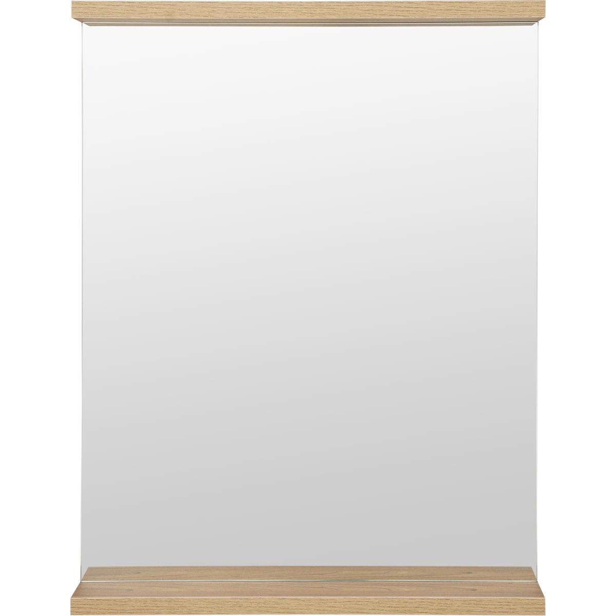Зеркало «Симпл» 60 см, цвет швейцарский вяз