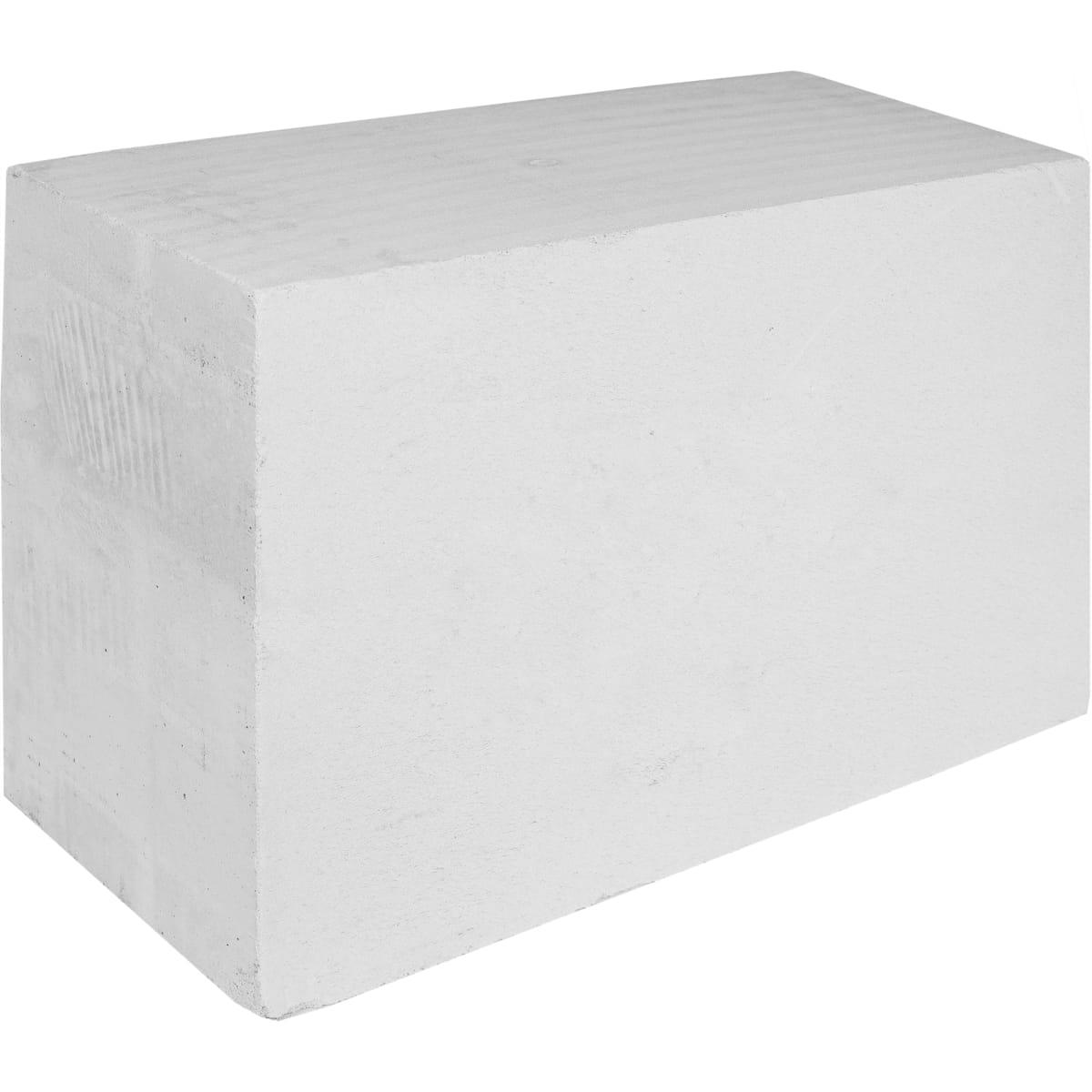 Блок газобетонный Bonolit D500 600х250х400 мм