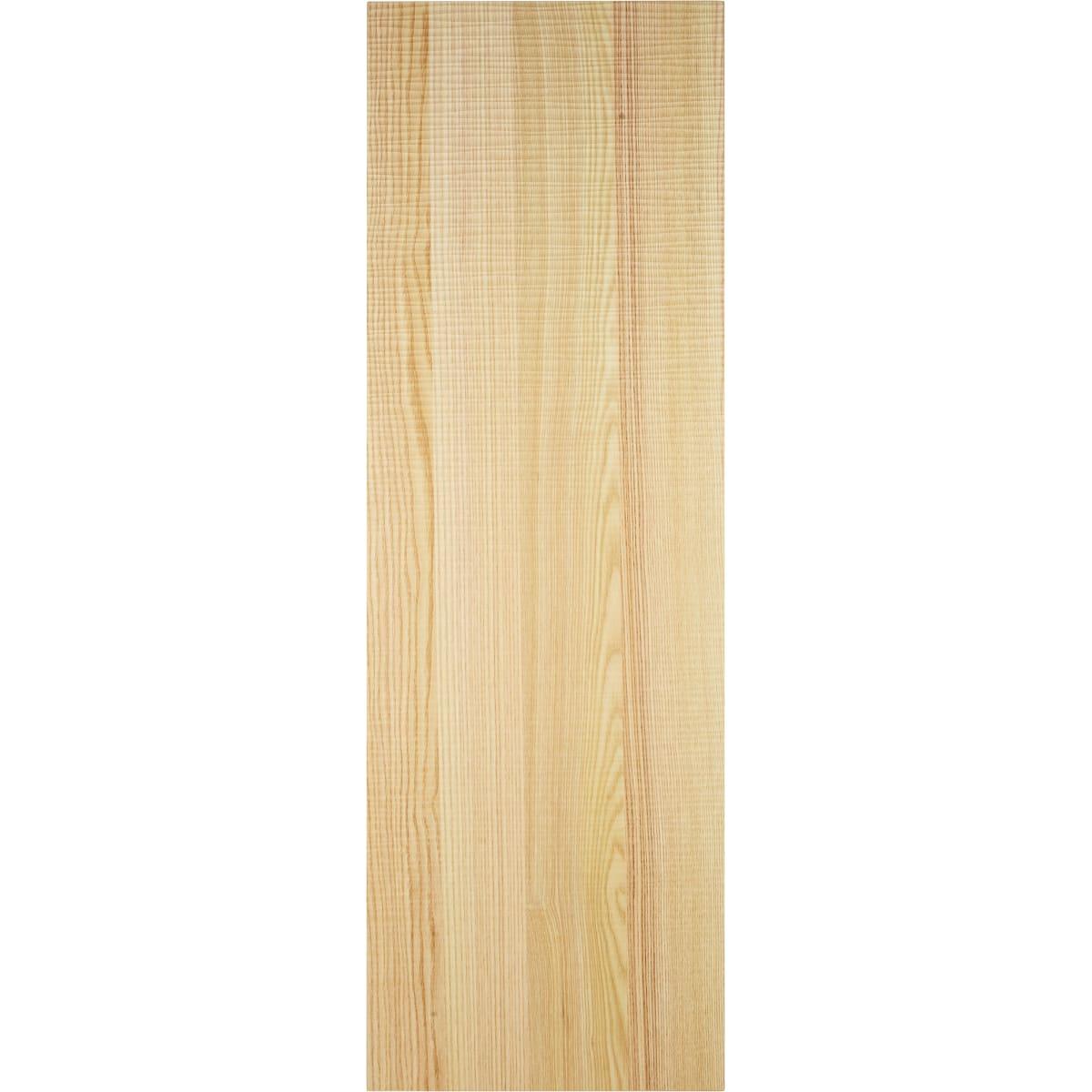 Дверь для шкафа Delinia «Браш» 30x92 см, ЛДСП, цвет бежевый