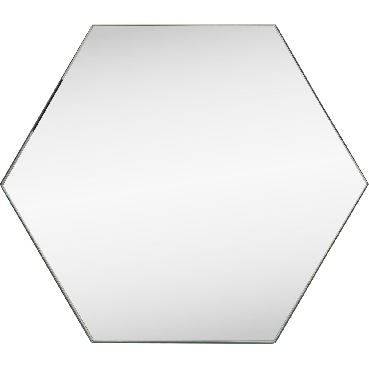 Зеркало Ferro 50х43 см цвет чёрный