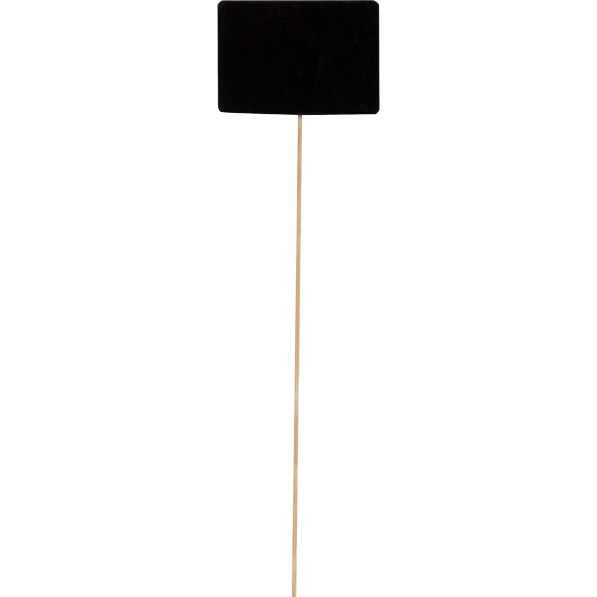 Топпер для растений меловой 10х7 см