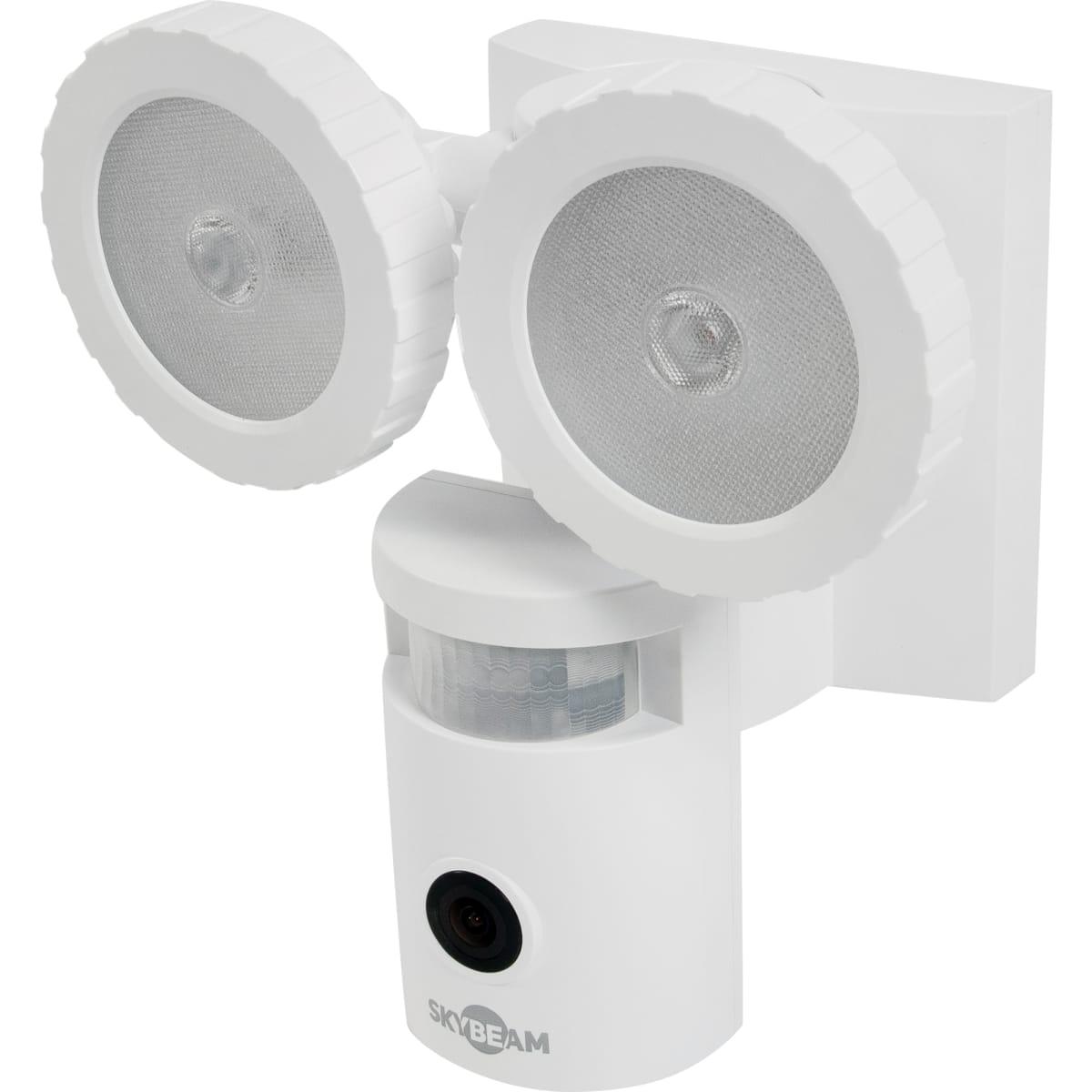 IP-камера уличная с прожектором и датчиком движения, с Wi-Fi