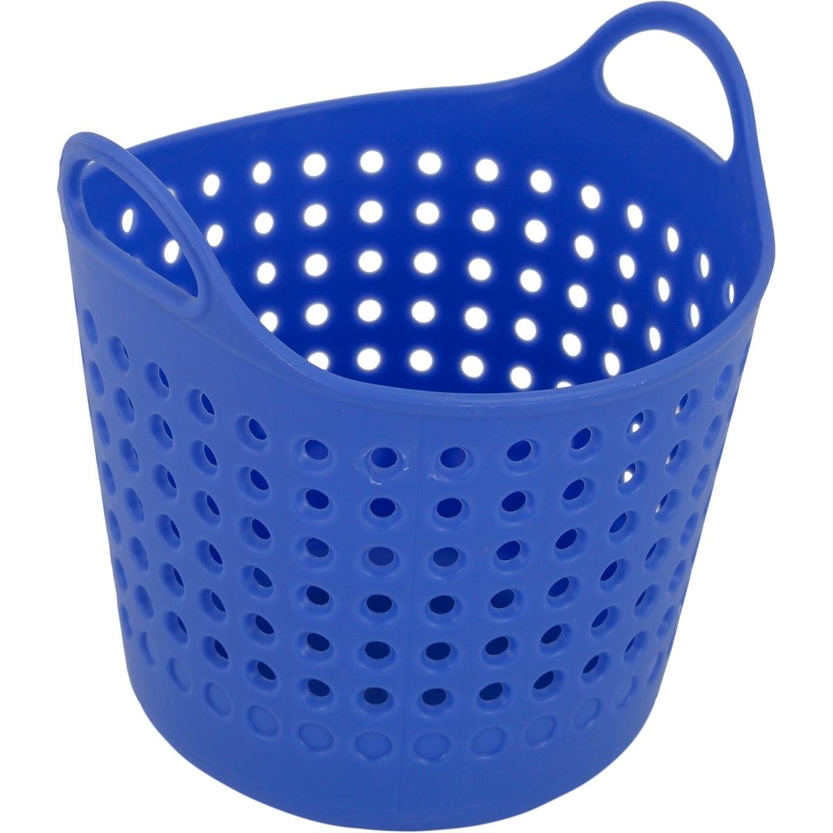 Корзинка для мелочей, цвет синий
