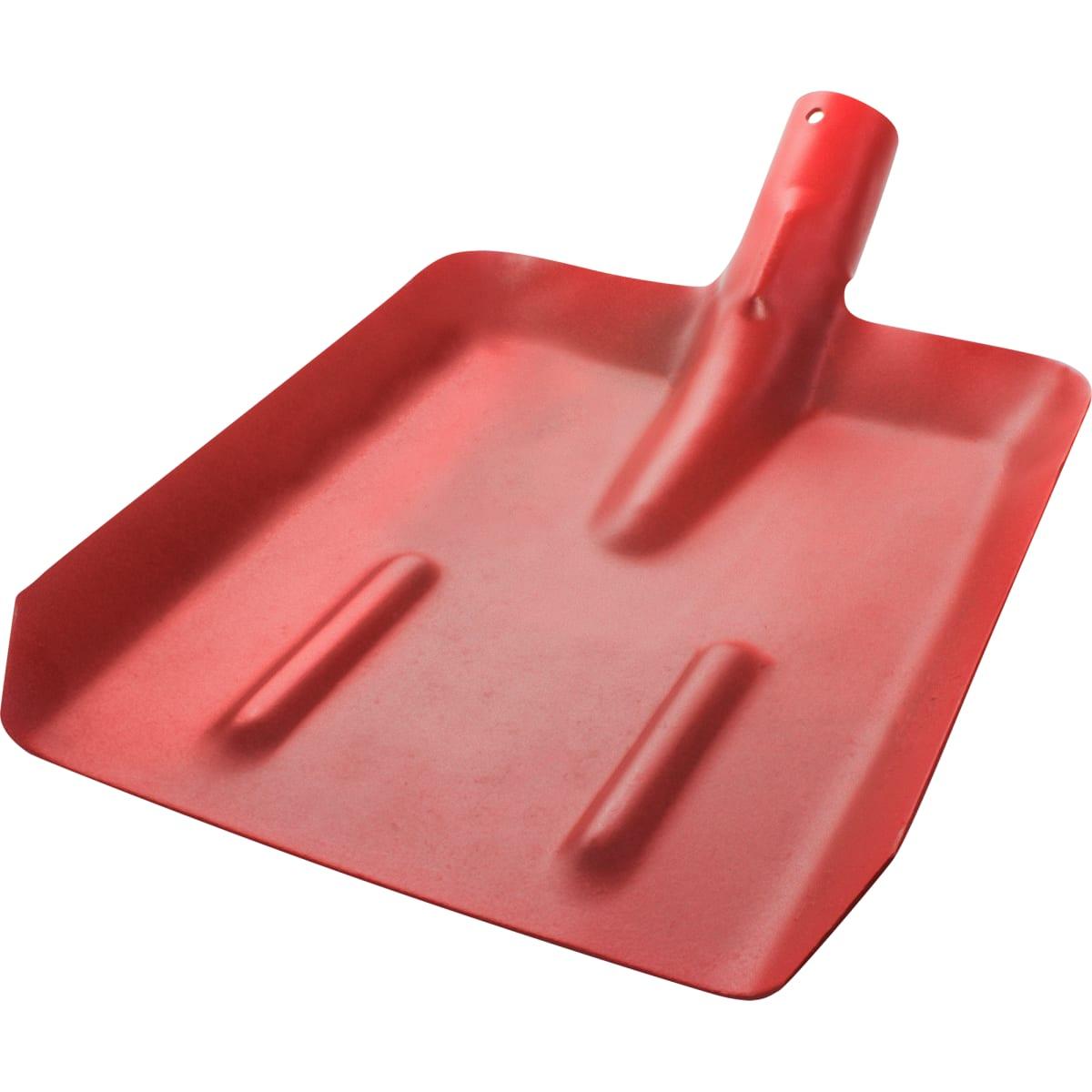 Лопата совковая усиленная без черенка