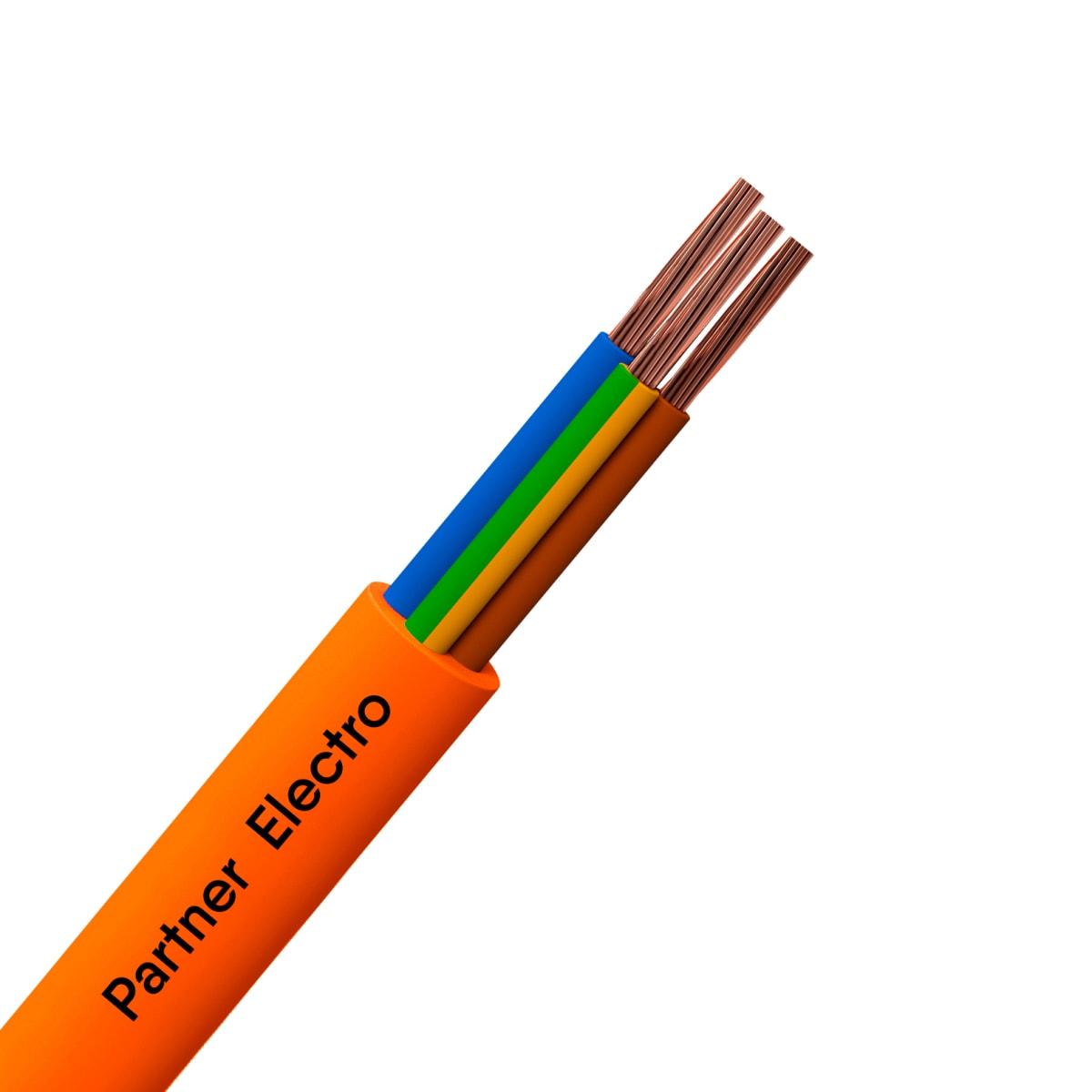 Провод Партнер-Электро ПВС 3х1.5, на отрез