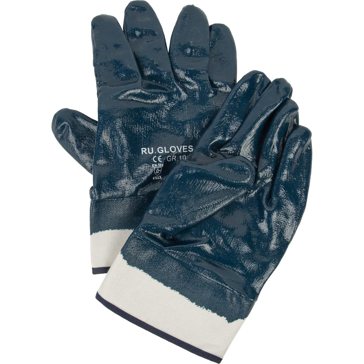 Перчатки обливные, размер 10