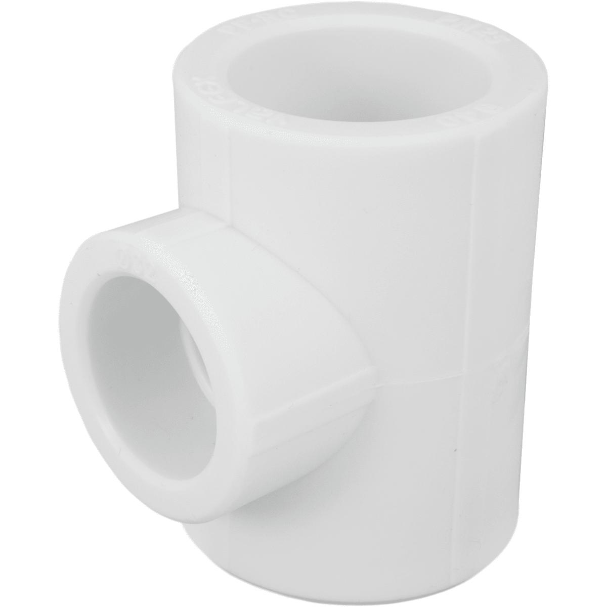 Тройник ⌀40 x 32 x 40 мм полипропилен