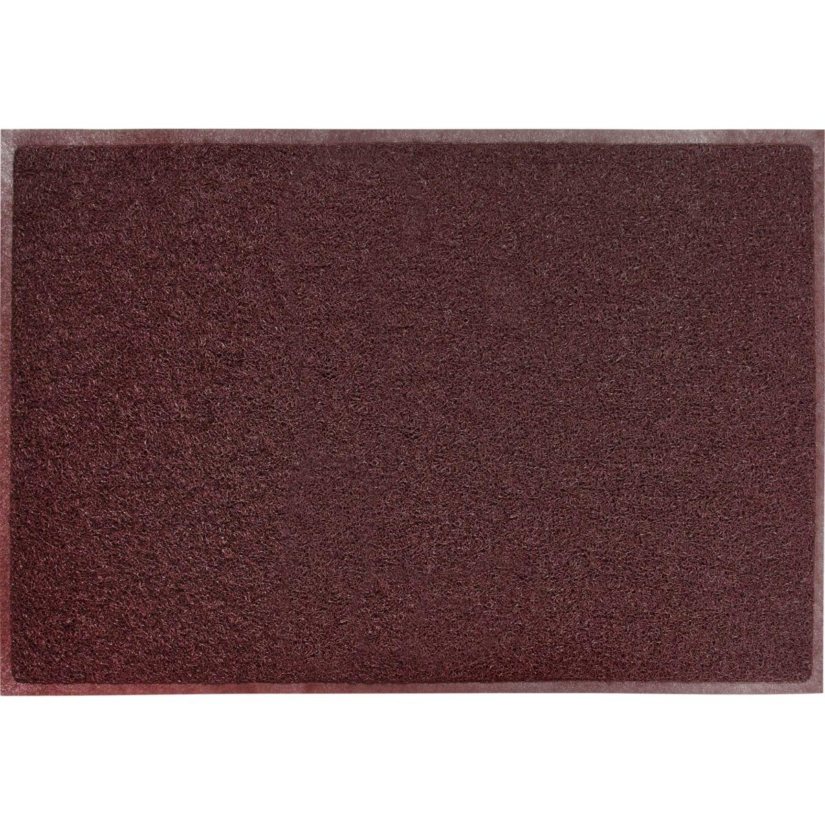 Коврик «Noodles», 60x90 см, ПВХ, цвет коричневый