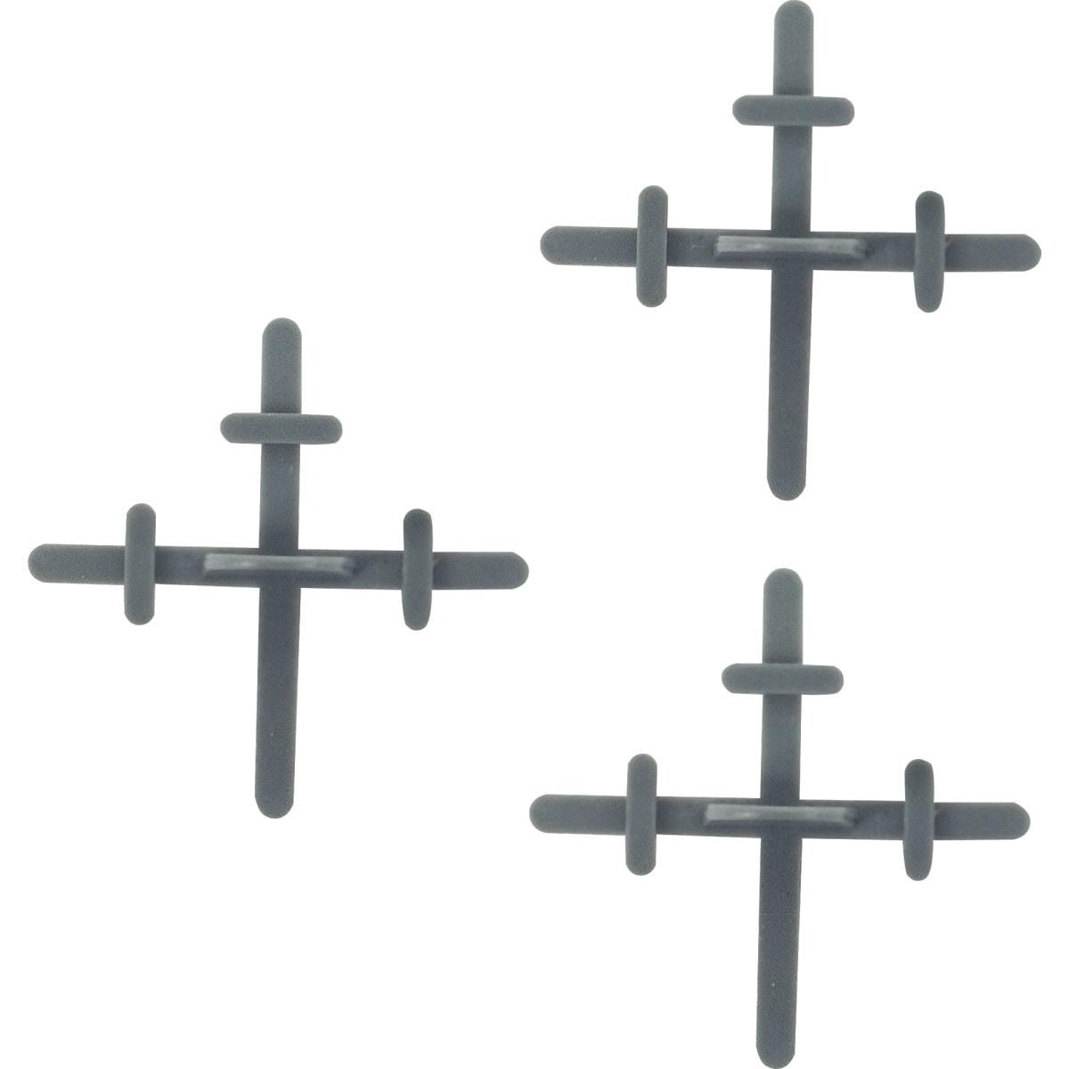 Крестики многоразовые с держателем, 2.5 мм, 70 шт.