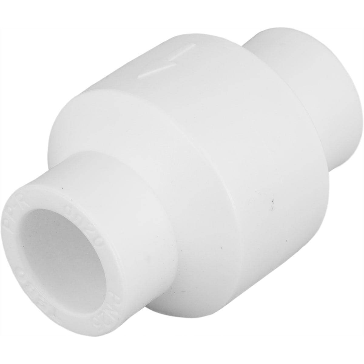Клапан обратный лепестковый ⌀20 мм полипропилен