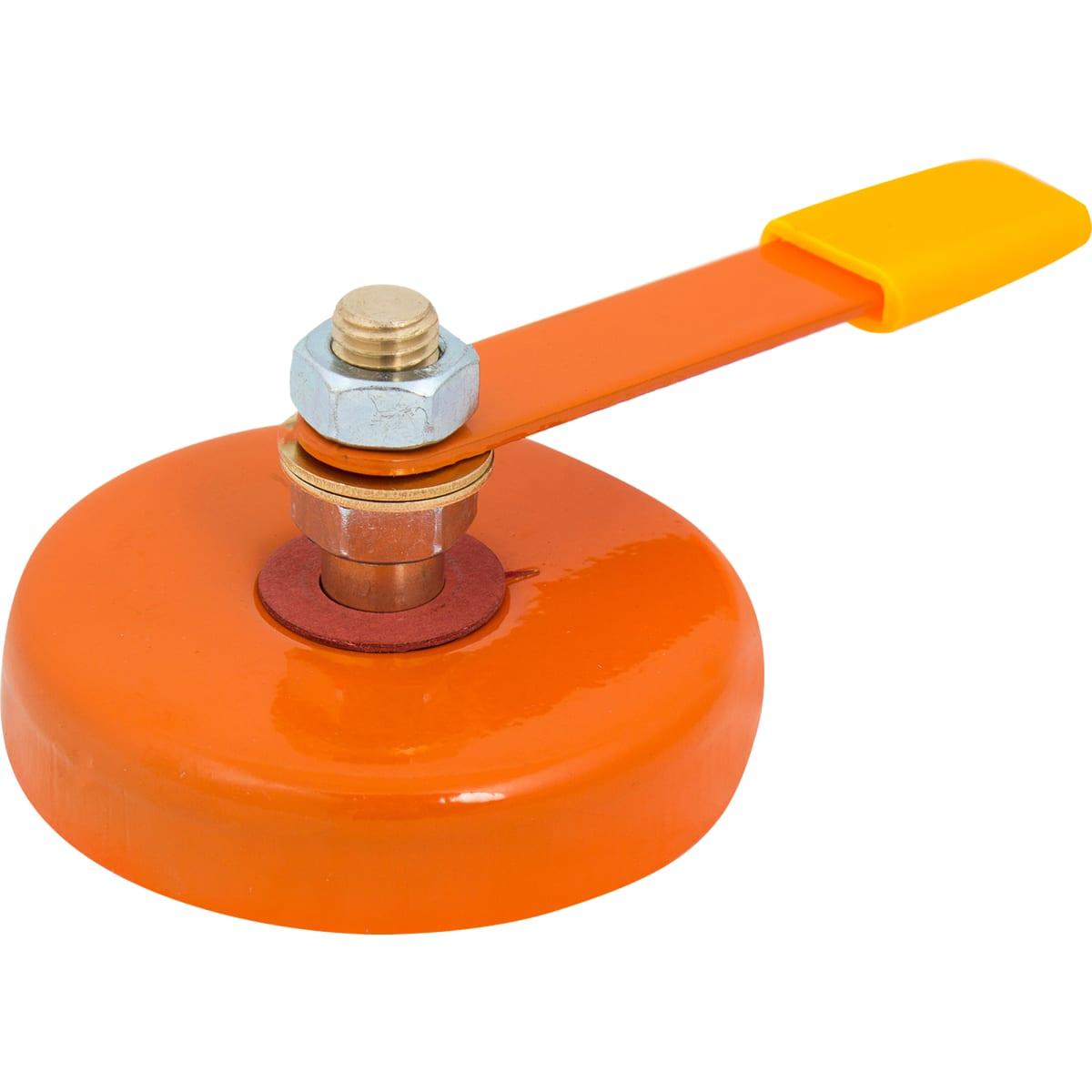 Клемма заземления МКЗ-400Р магнитная