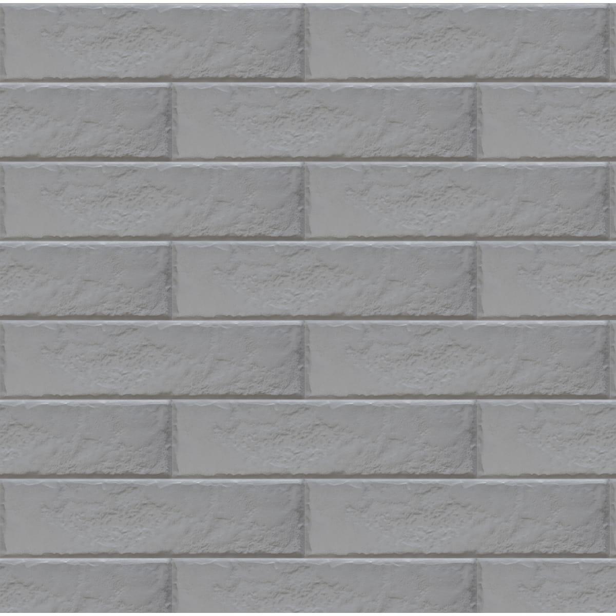 Плитка фасадная Foggia Gris, 0.6 м²