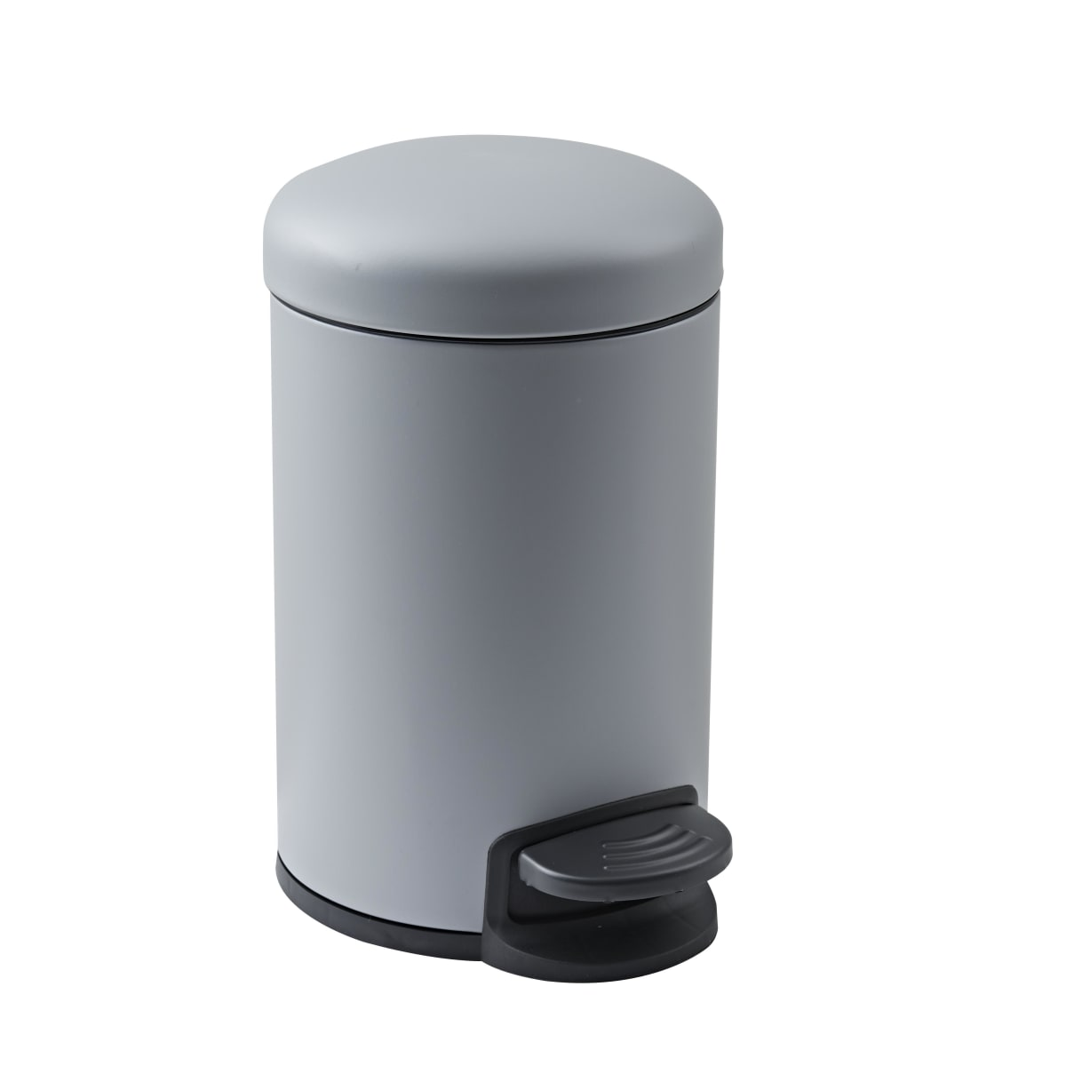 Контейнер для мусора Easy 3 л цвет серый
