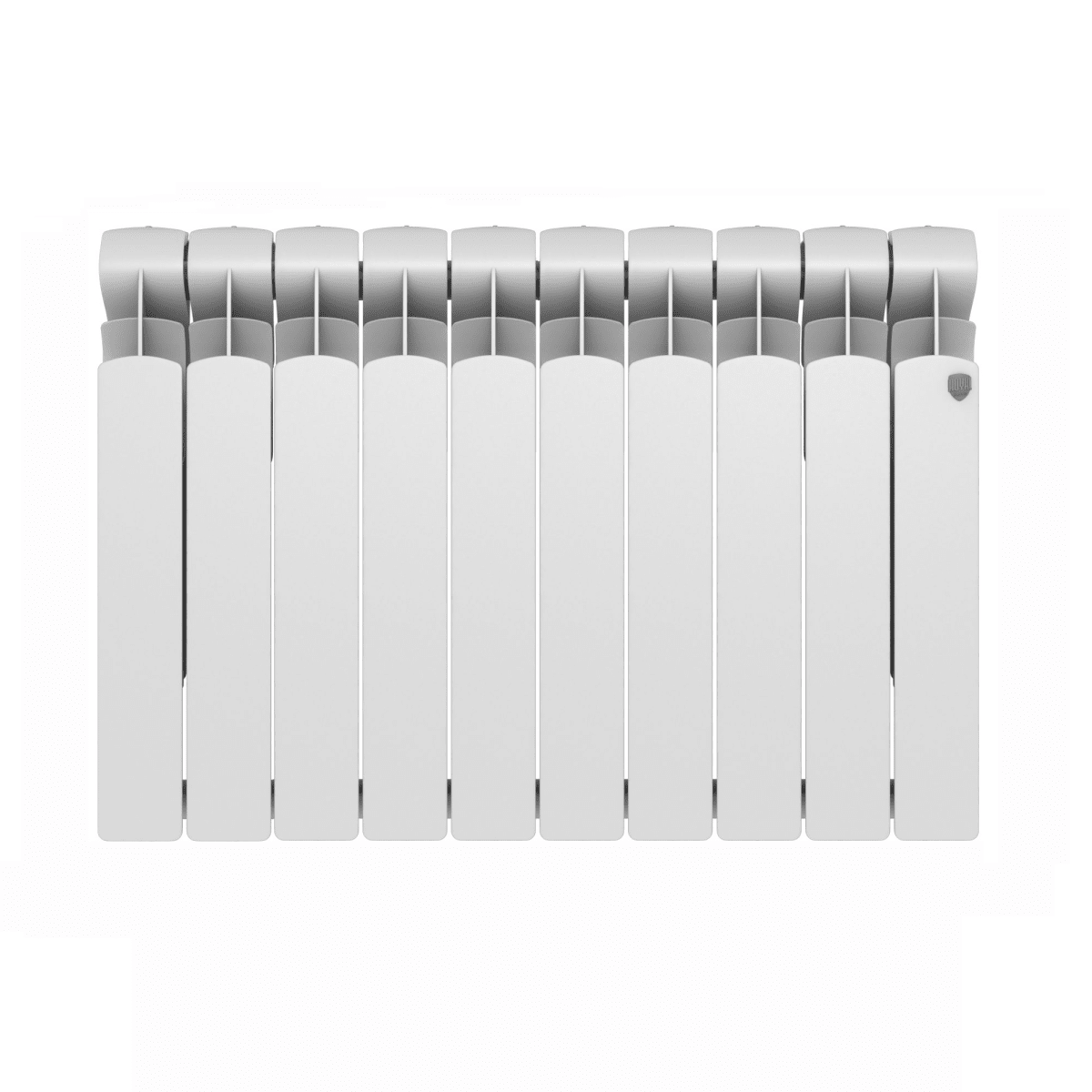 Радиатор биметаллический Royal Thermo Indigo 500, 10 секций