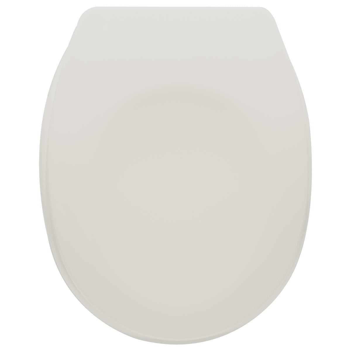 Сиденье для унитаза Sensea Sparta с микролифтом, цвет белый