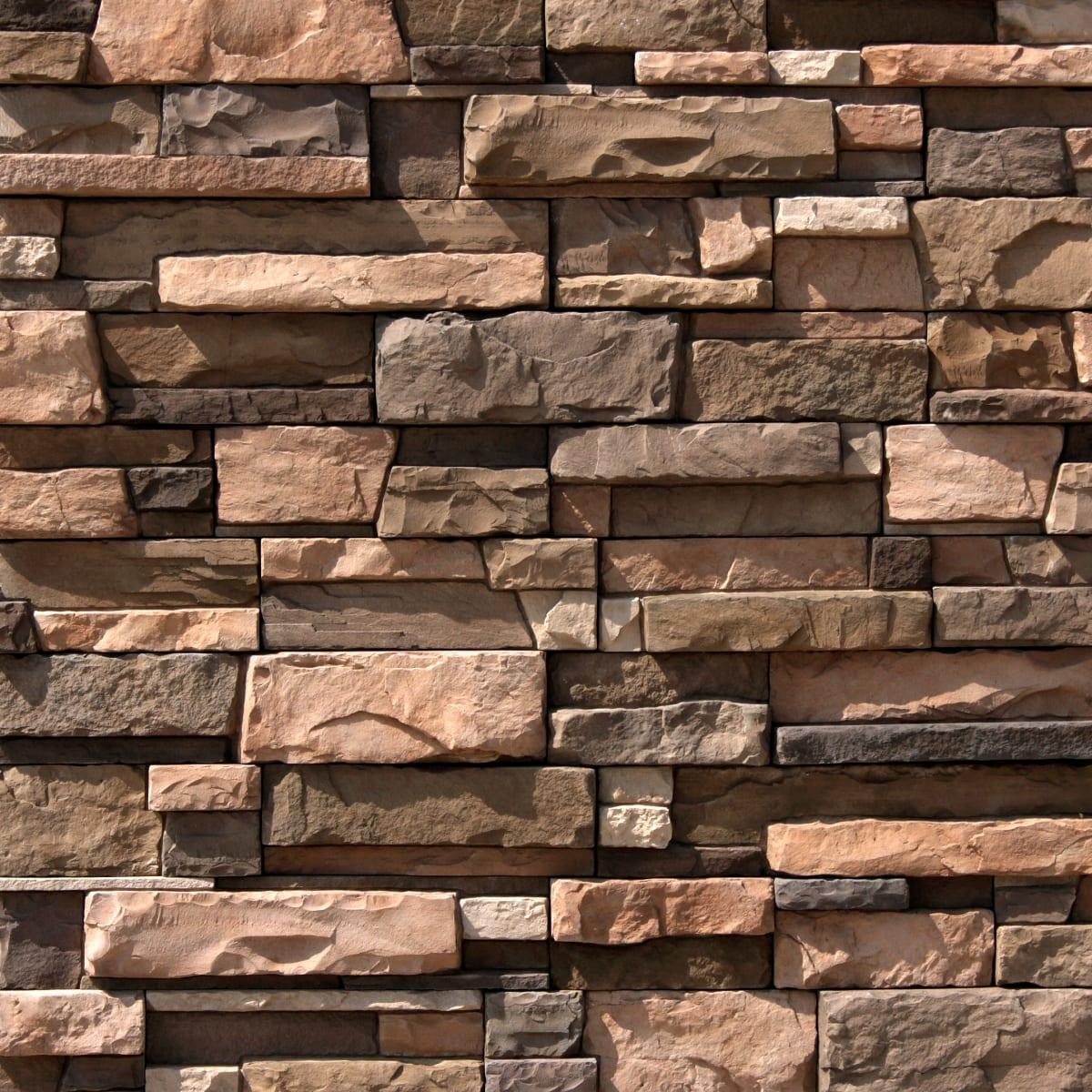Плитка декоративная Уайт Клиффс, цвет сиреневый, 0.4 м²