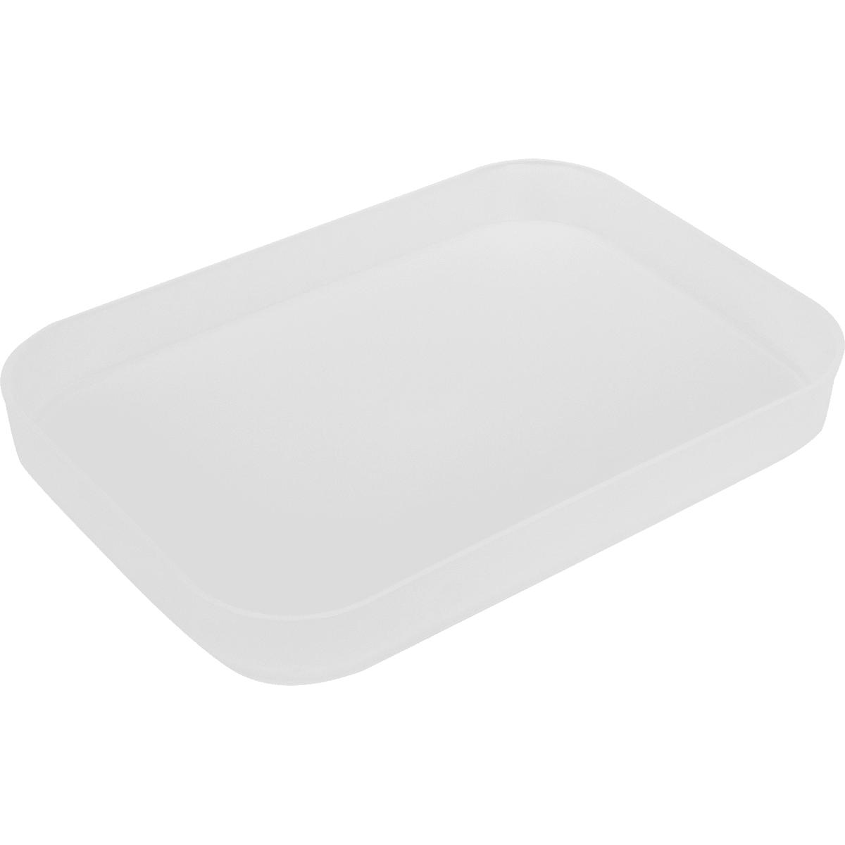 Крышка малая, 113x21x159 мм, пластик, цвет прозрачный
