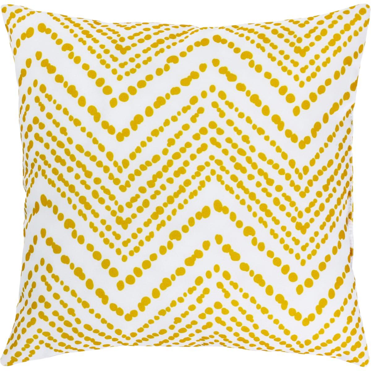 Подушка «Pirina», 40x40 см, цвет белый