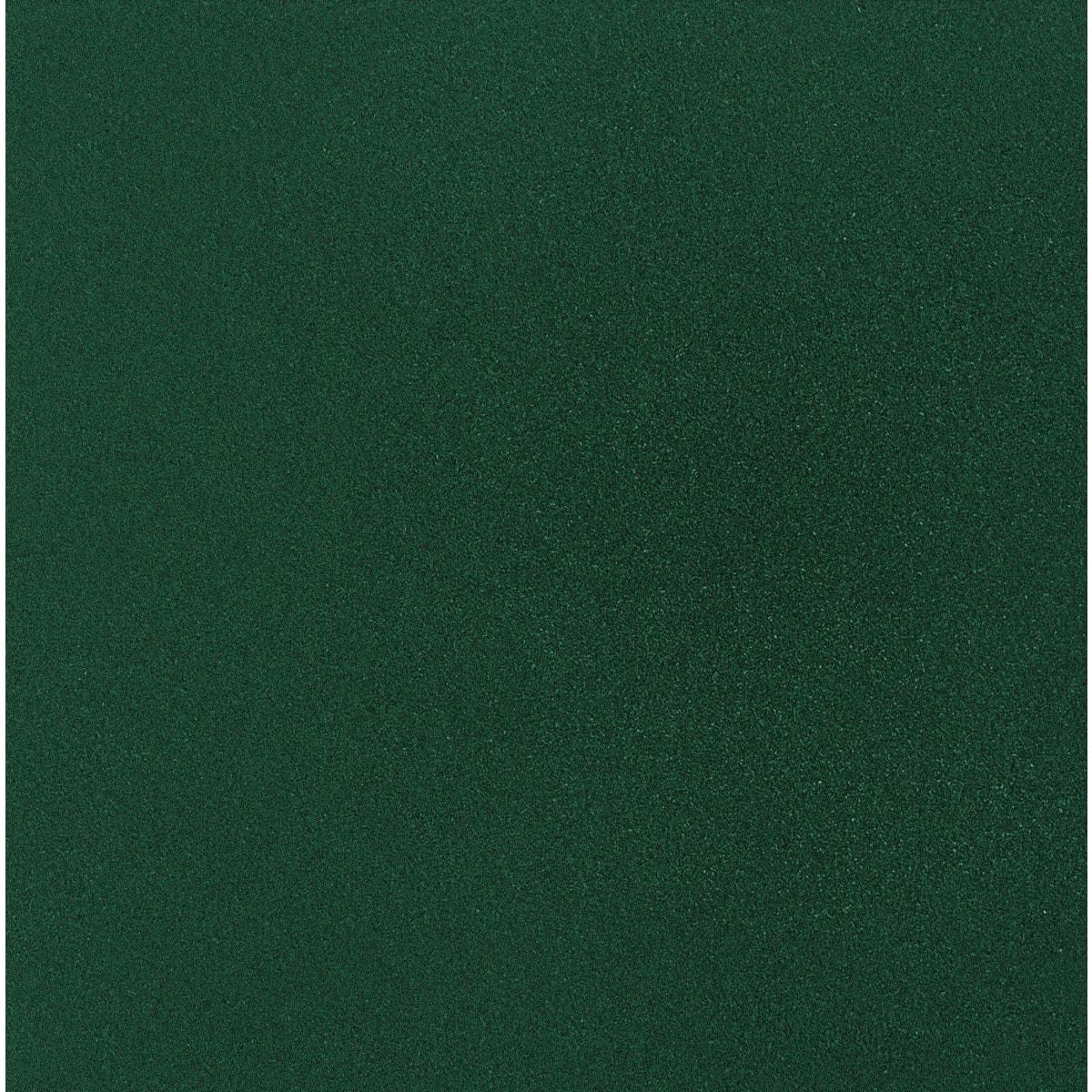 Плитка резиновая 500х500х30 пуансон цвет зеленый