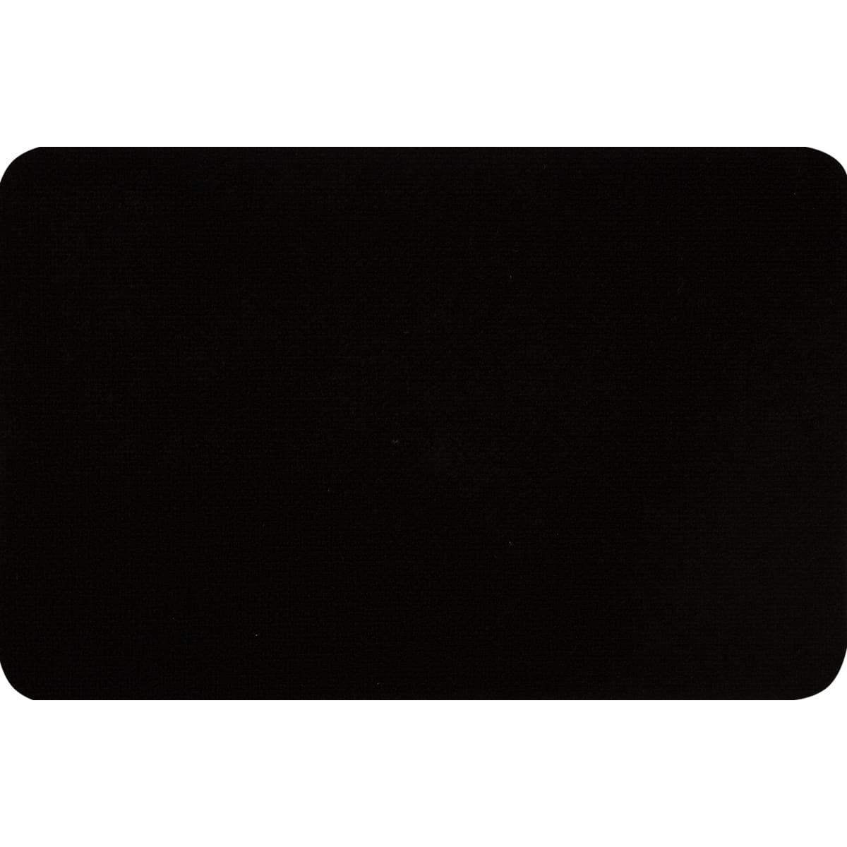 Коврик Флорт «Экспо», 40x60 см, полипропилен, цвет чёрный