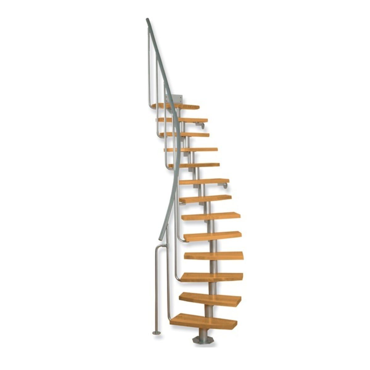 Лестница модульная Athena 140