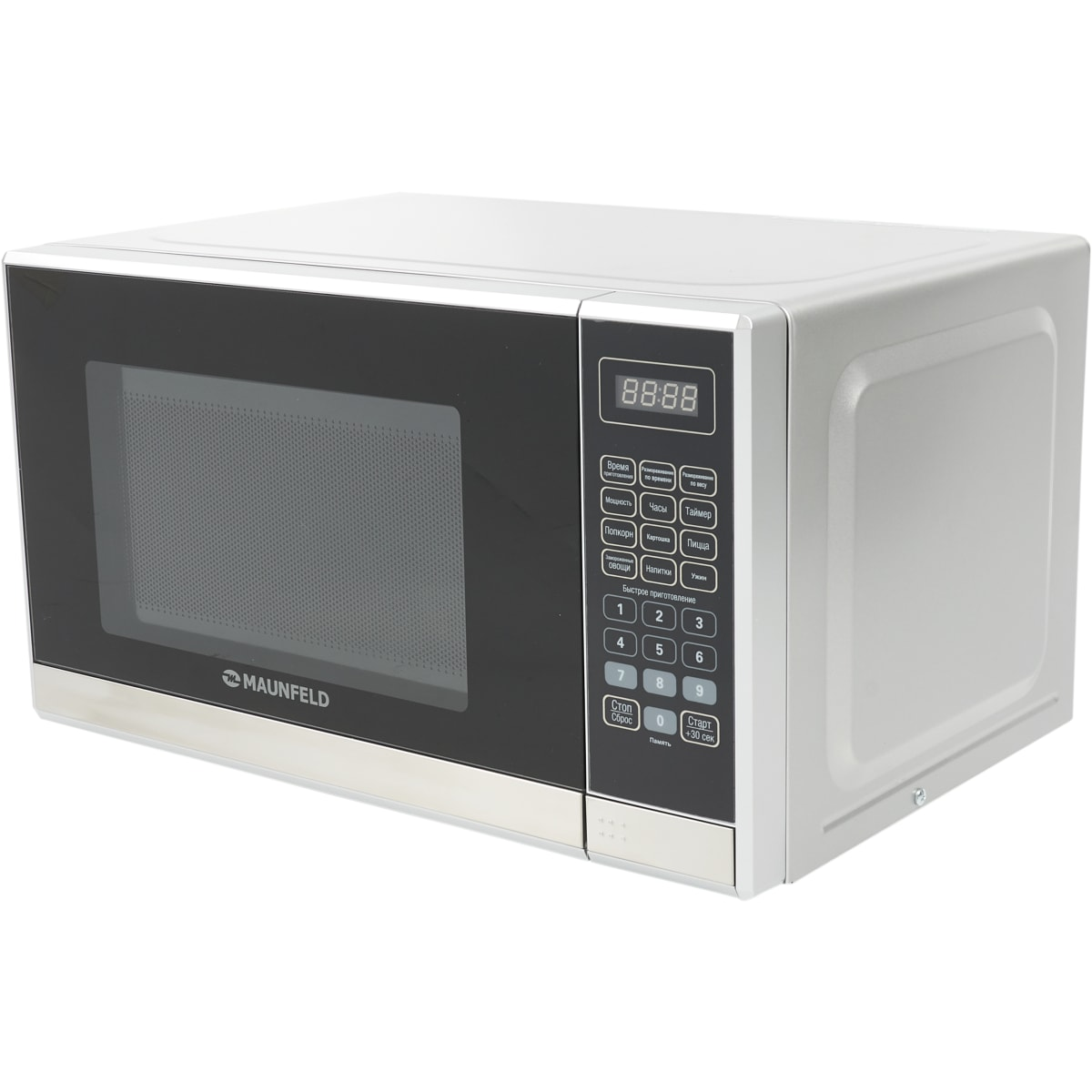Микроволновая печь MAUNFELD MFSMO, цвет чёрный