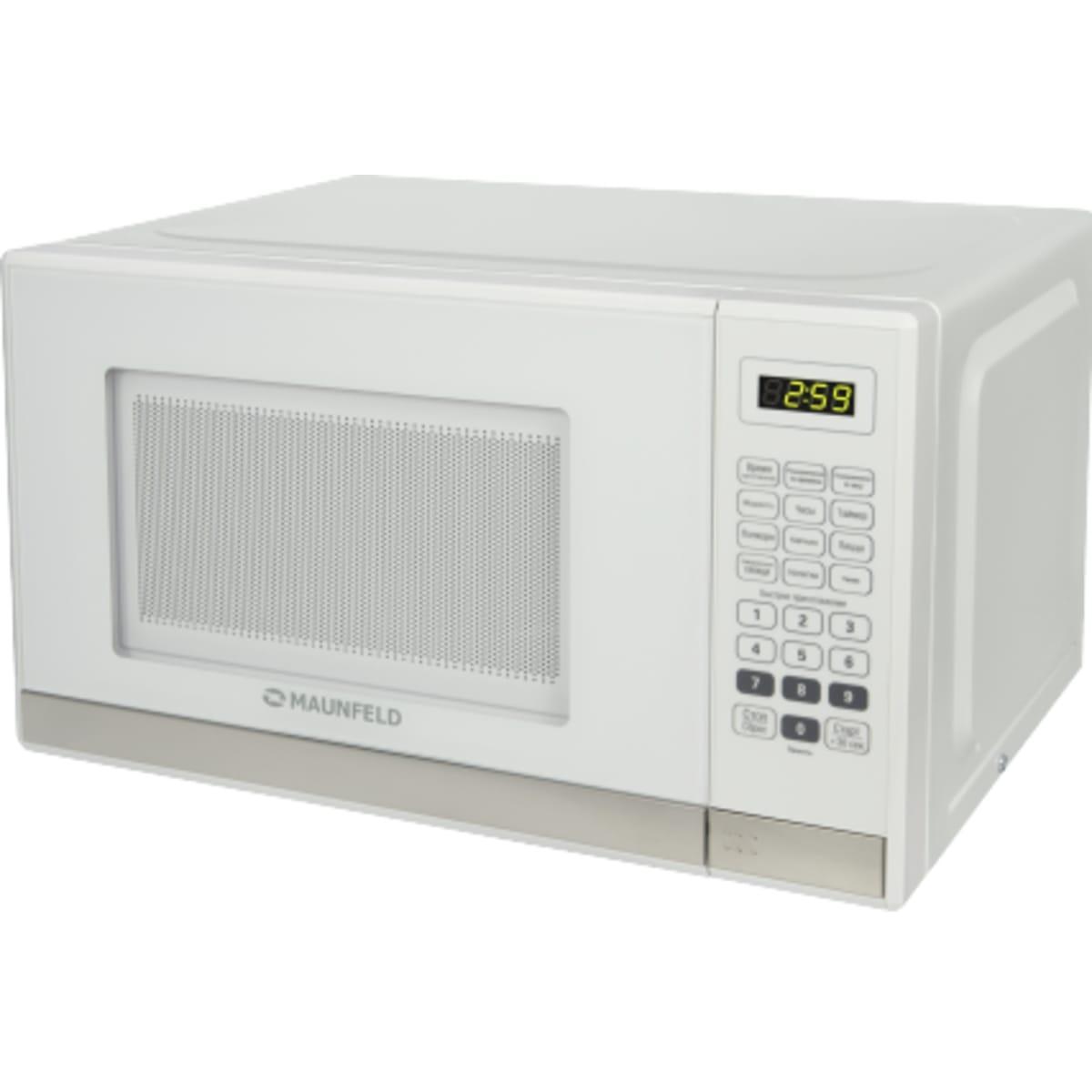Микроволновая печь MAUNFELD MFSMO, цвет белый