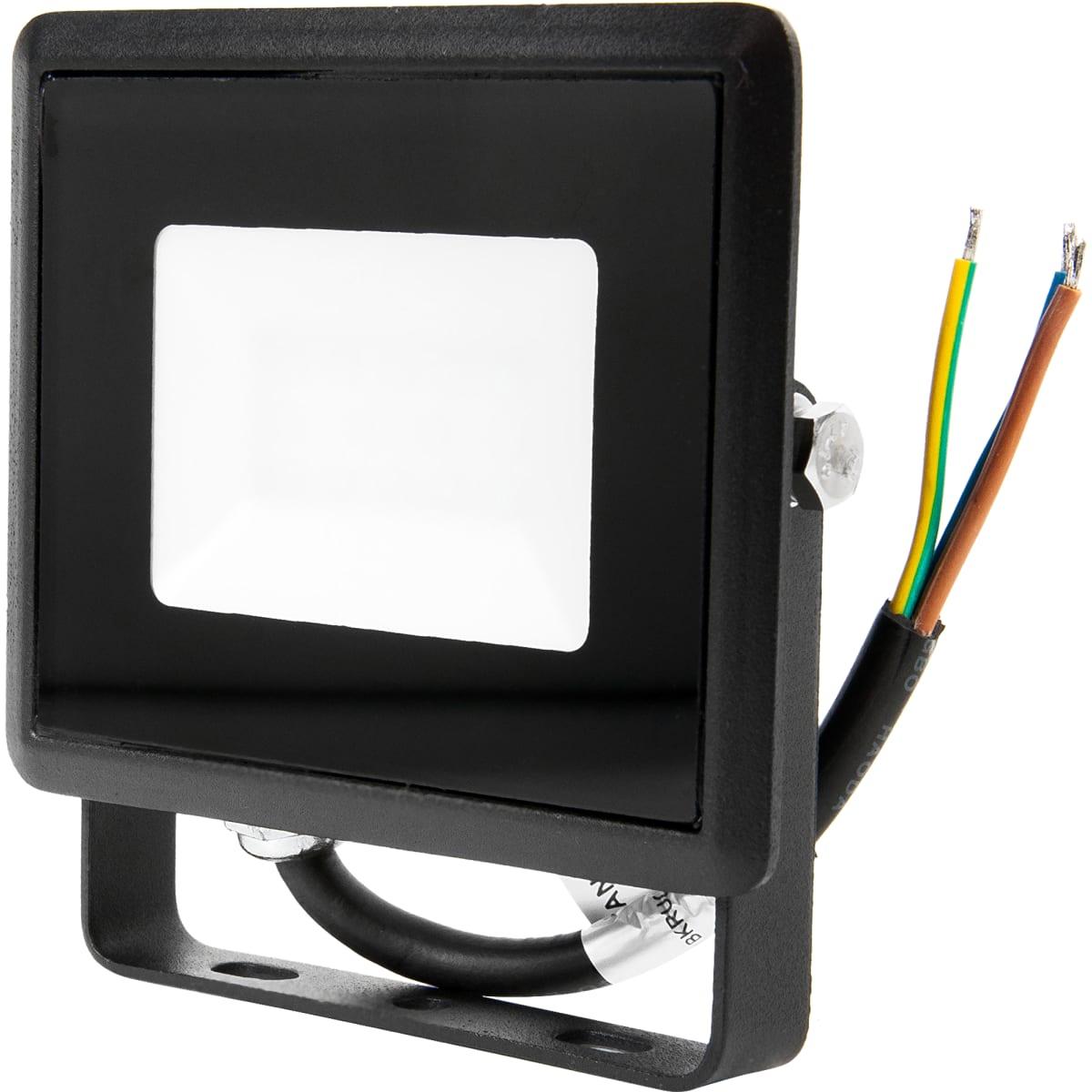 Прожектор светодиодный уличный SMD Osram 10 Вт 3000К IP65