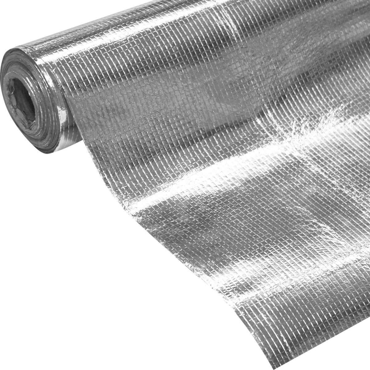 Фольга с крафт-бумагой для бани Изобонд FB 10 м²