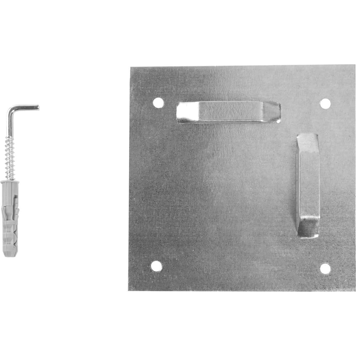 Набор крепления для зеркала Sensea пластина 9x9 см