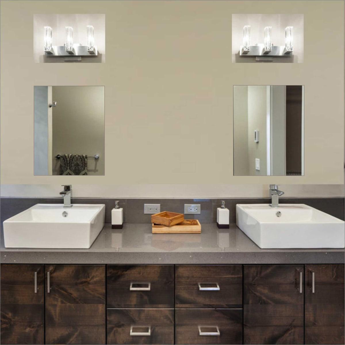 Полотно зеркальное Sensea 35x50 см 1 шт.