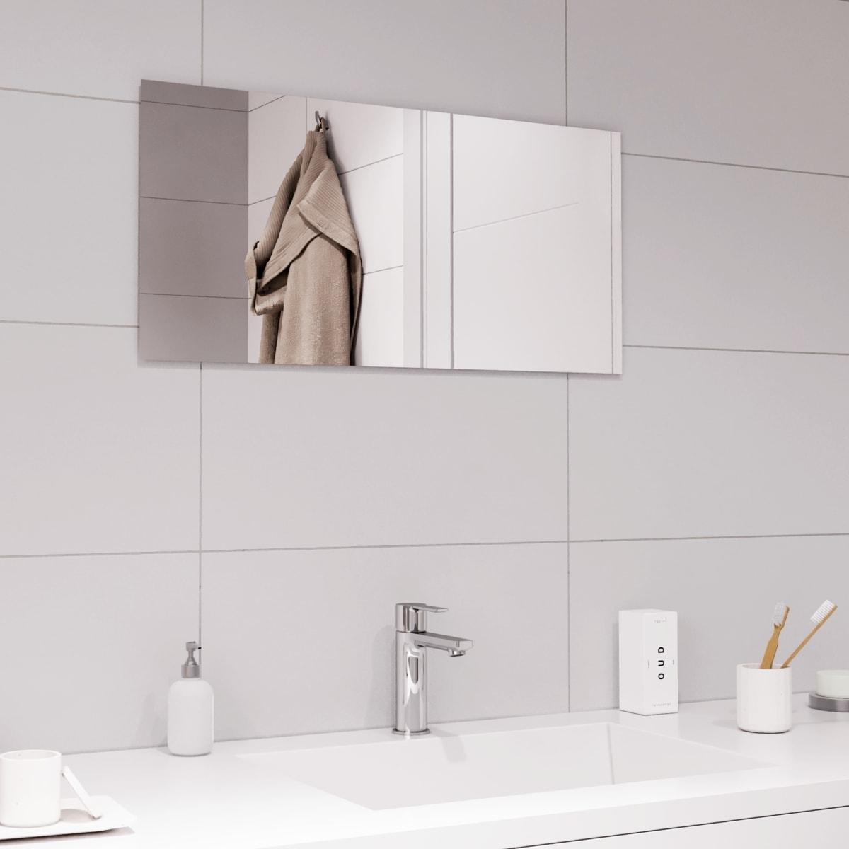 Полотно зеркальное Sensea 35x70 см 1 шт.