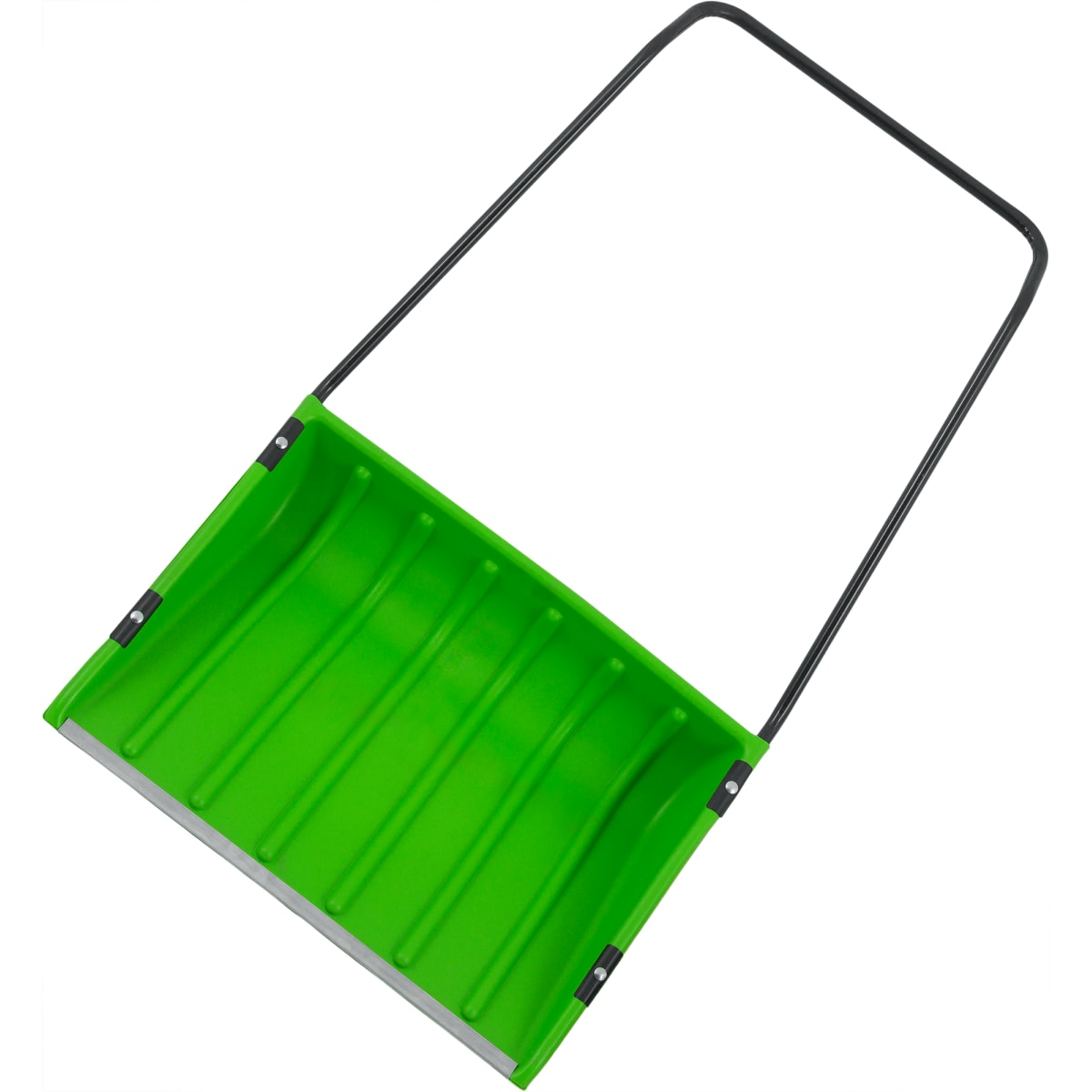Скрепер для уборки снега 75x55 см пластик