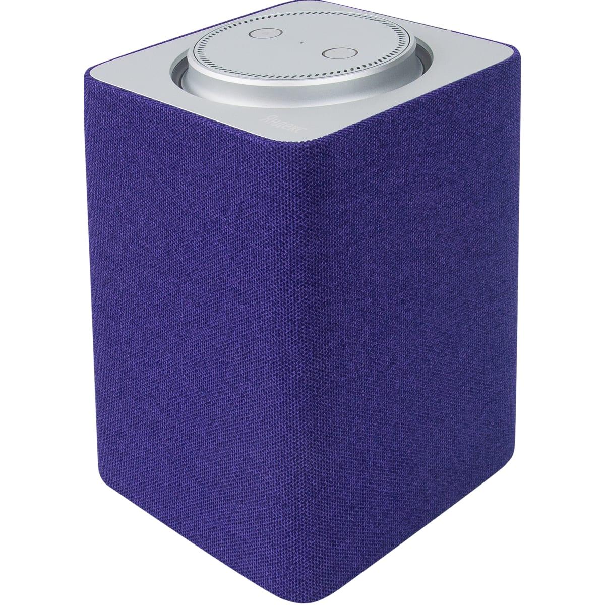 Умная колонка Яндекс Станция YNDX-0001 цвет фиолетовый