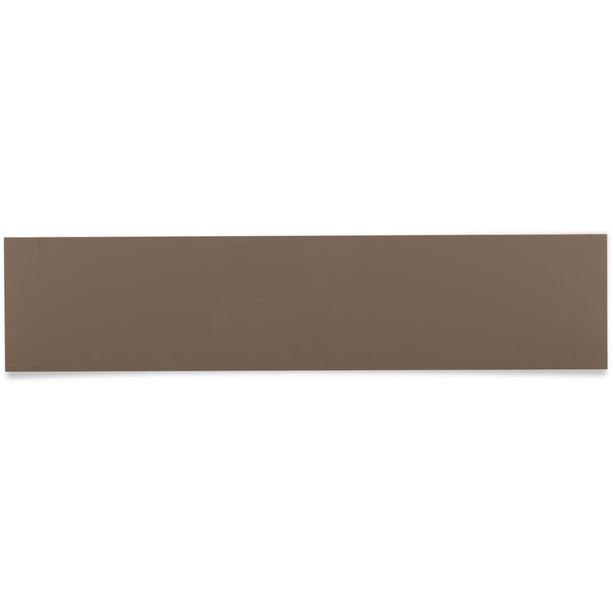 Дверь для шкафа под духовку «Капучино» 45 см, ДСП, цвет капучино