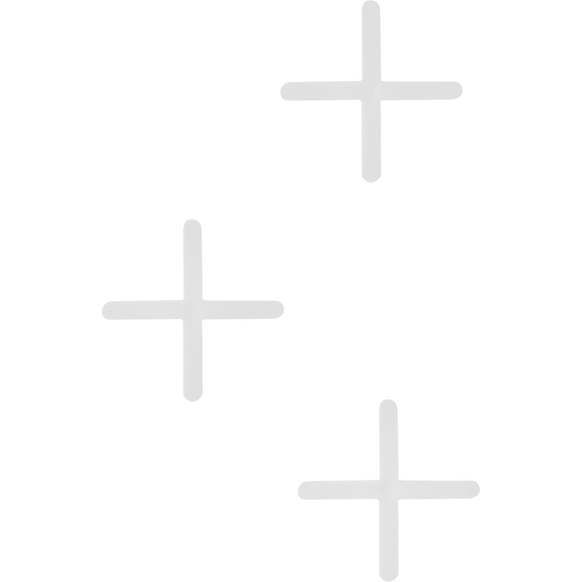 Крестики для кафельной плитки, 2.5 мм, 200 шт.