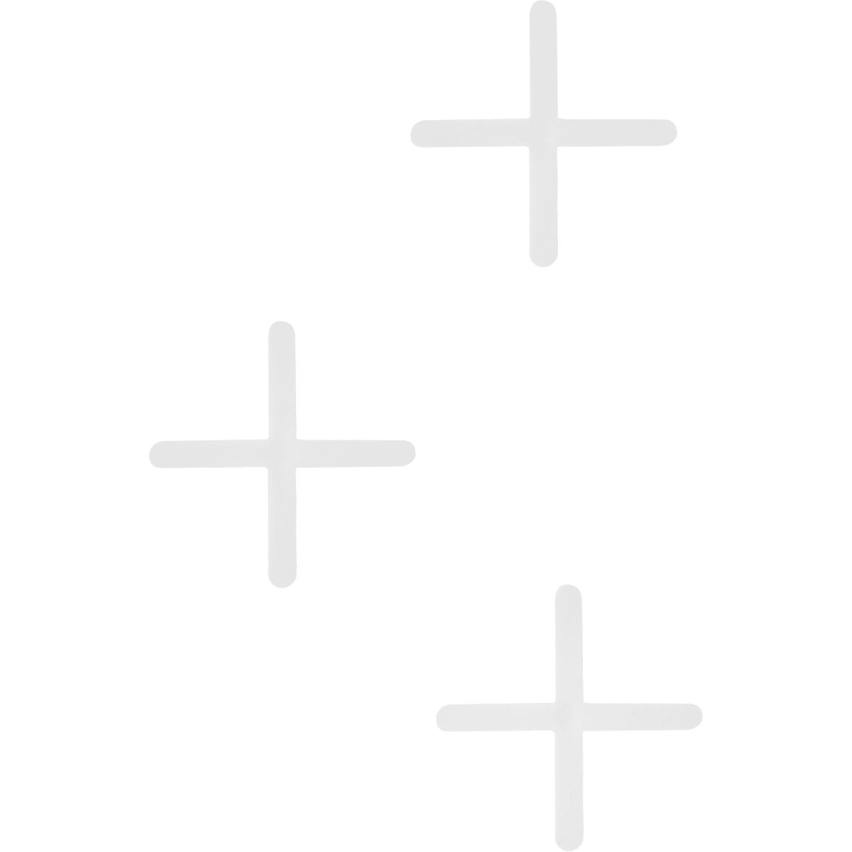 Крестики для кафельной плитки, 2 мм, 200 шт.