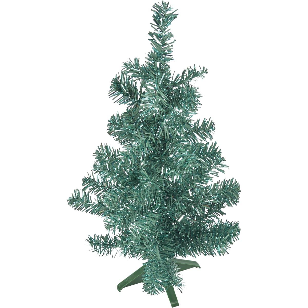 Ель новогодняя искусственная настольная 30 см