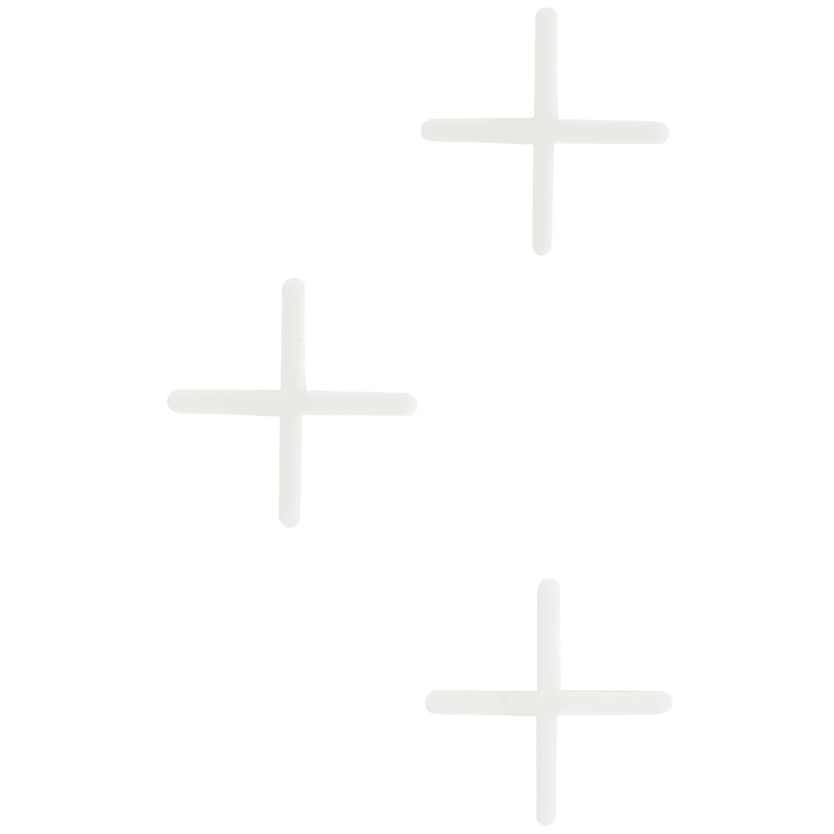 Крестики для кафельной плитки 2 мм, 200 шт.