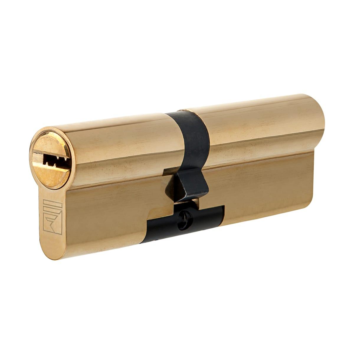 Цилиндр Apecs Premier XR-80(35/45)-G, 35x45 мм, ключ/ключ, цвет золото