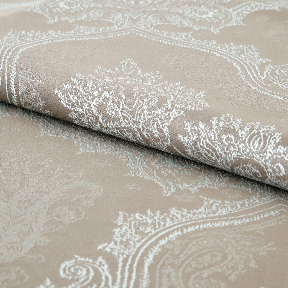 Ткань п/м «Маниса» 280 см цвет коричневый