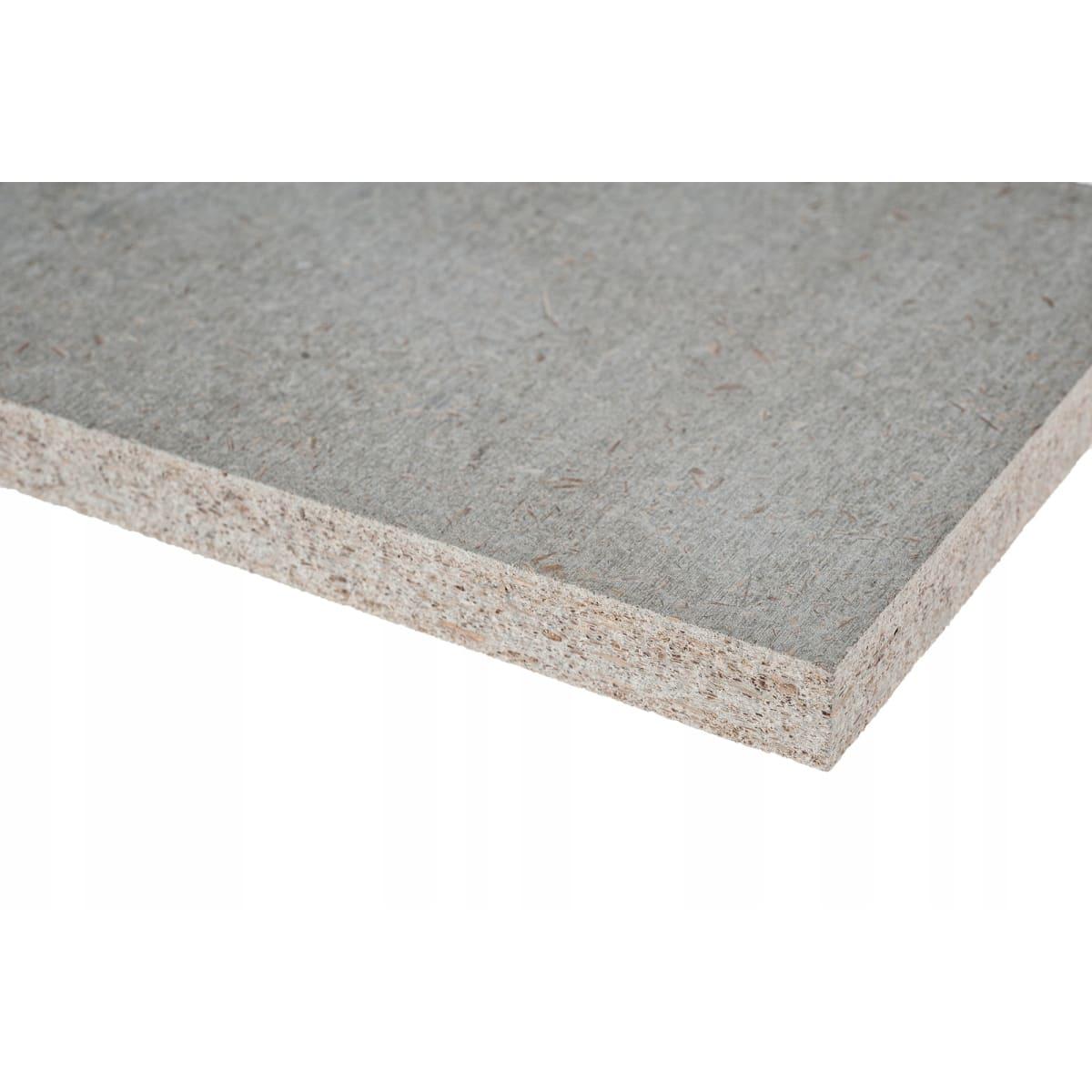 Плита цементно-стружечная 1590х1250х12 мм