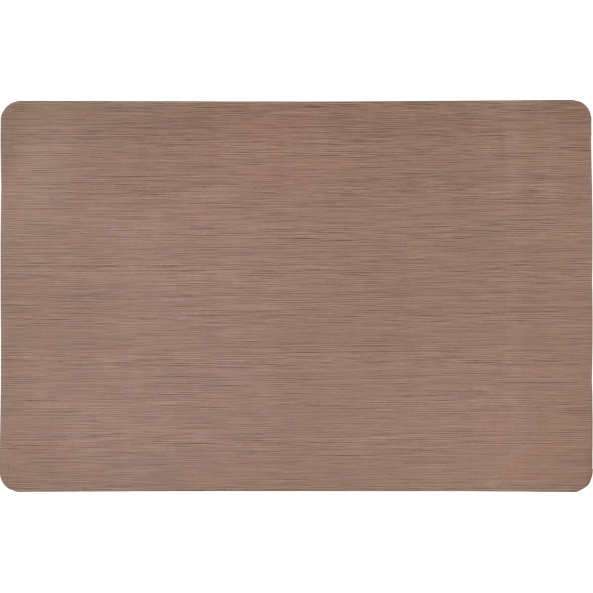 Салфетка сервировочная «Классика», 30x45 см, цвет кофе