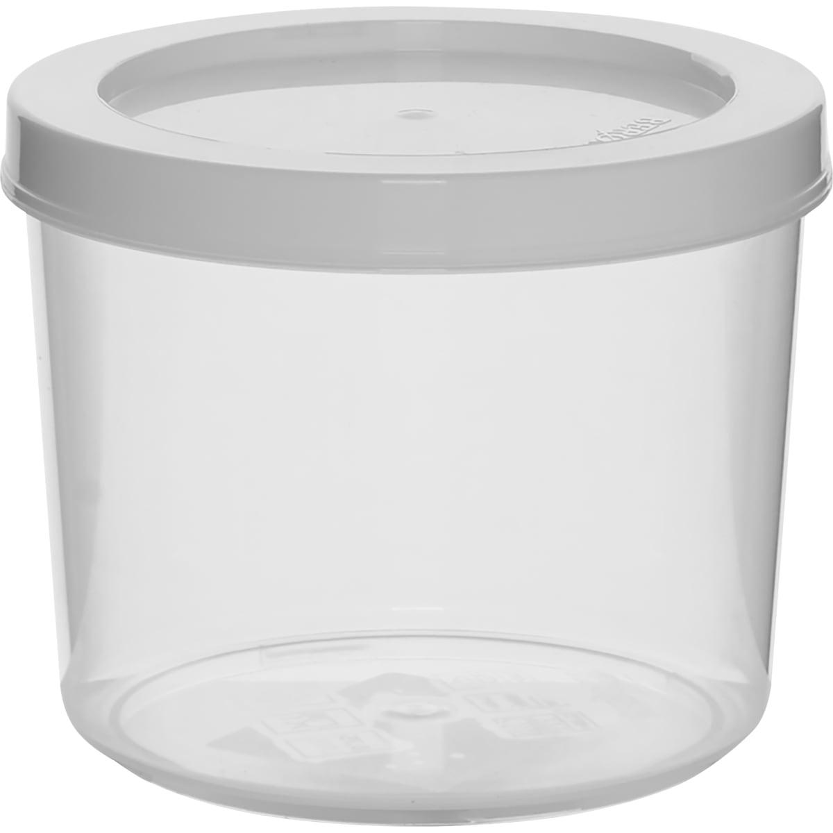 Ёмкость для сыпучих продуктов Cake, 0,75 л, цвет прозрачный