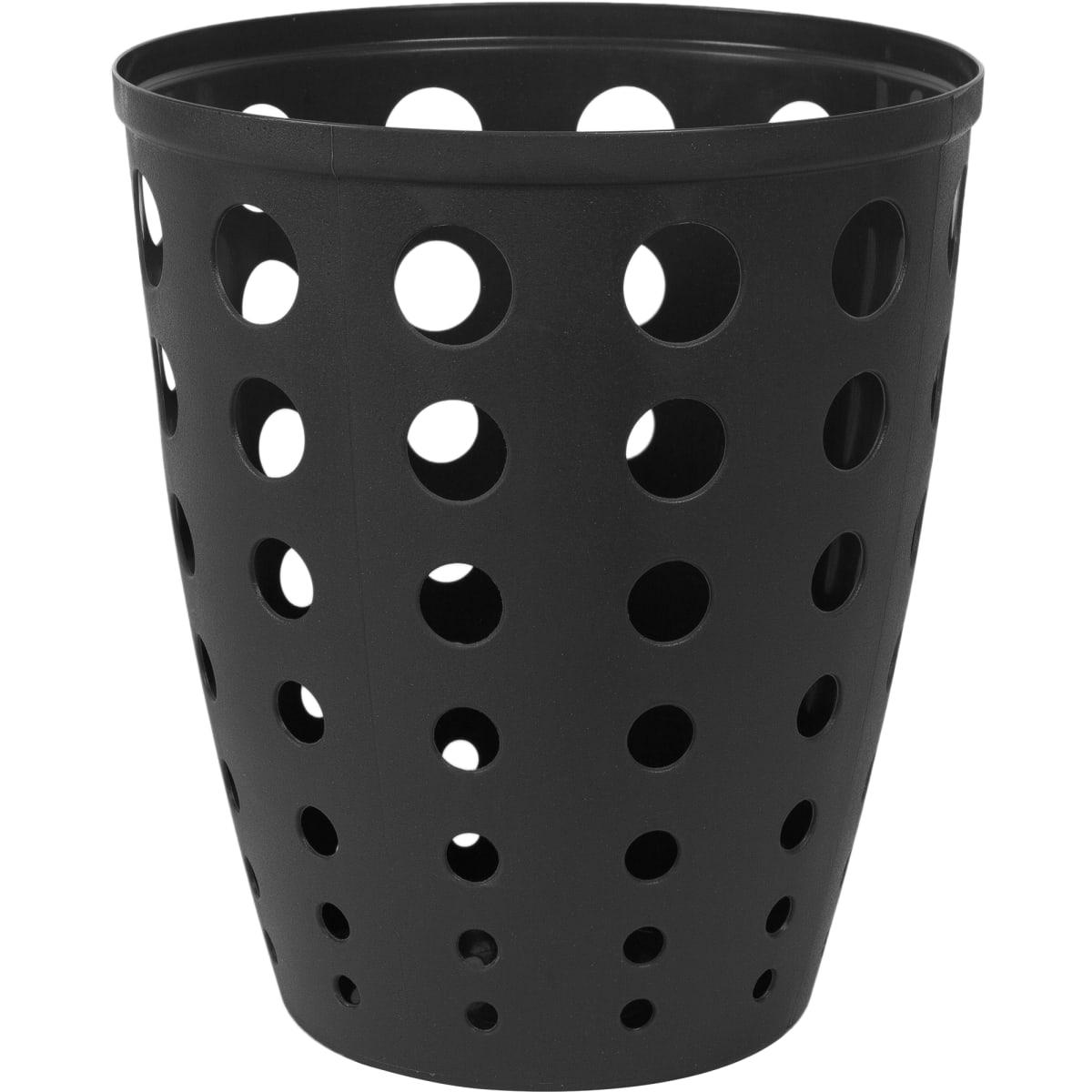 Контейнер для мусора «Евро» 13.5 л цвет серый