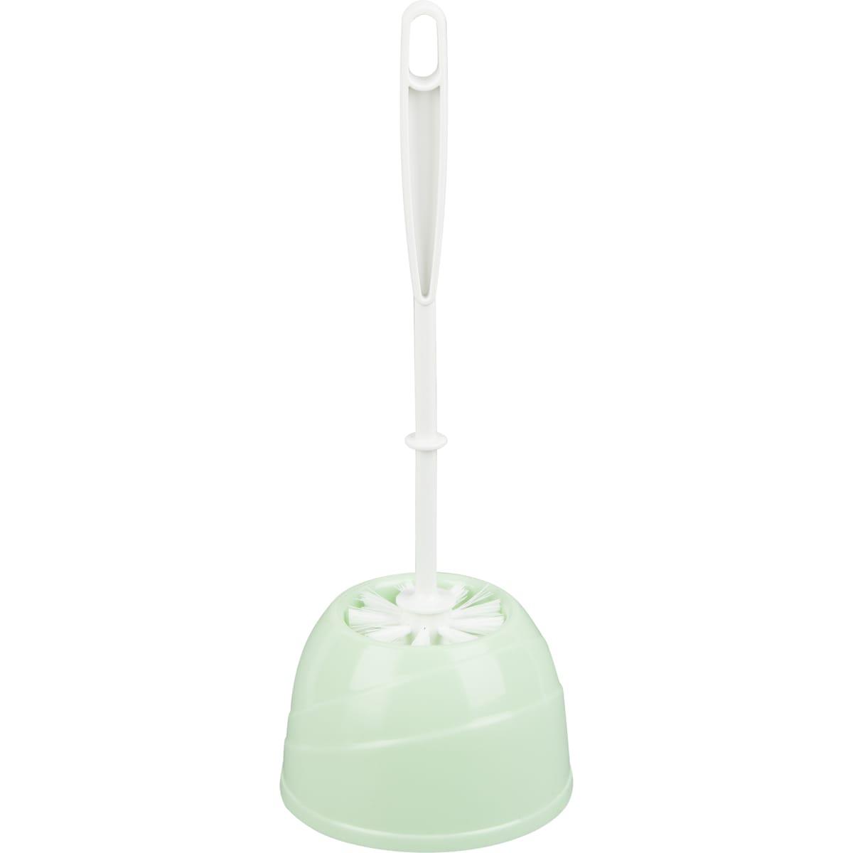 Ёршик для унитаза Berossi «Aqua» цвет зеленый