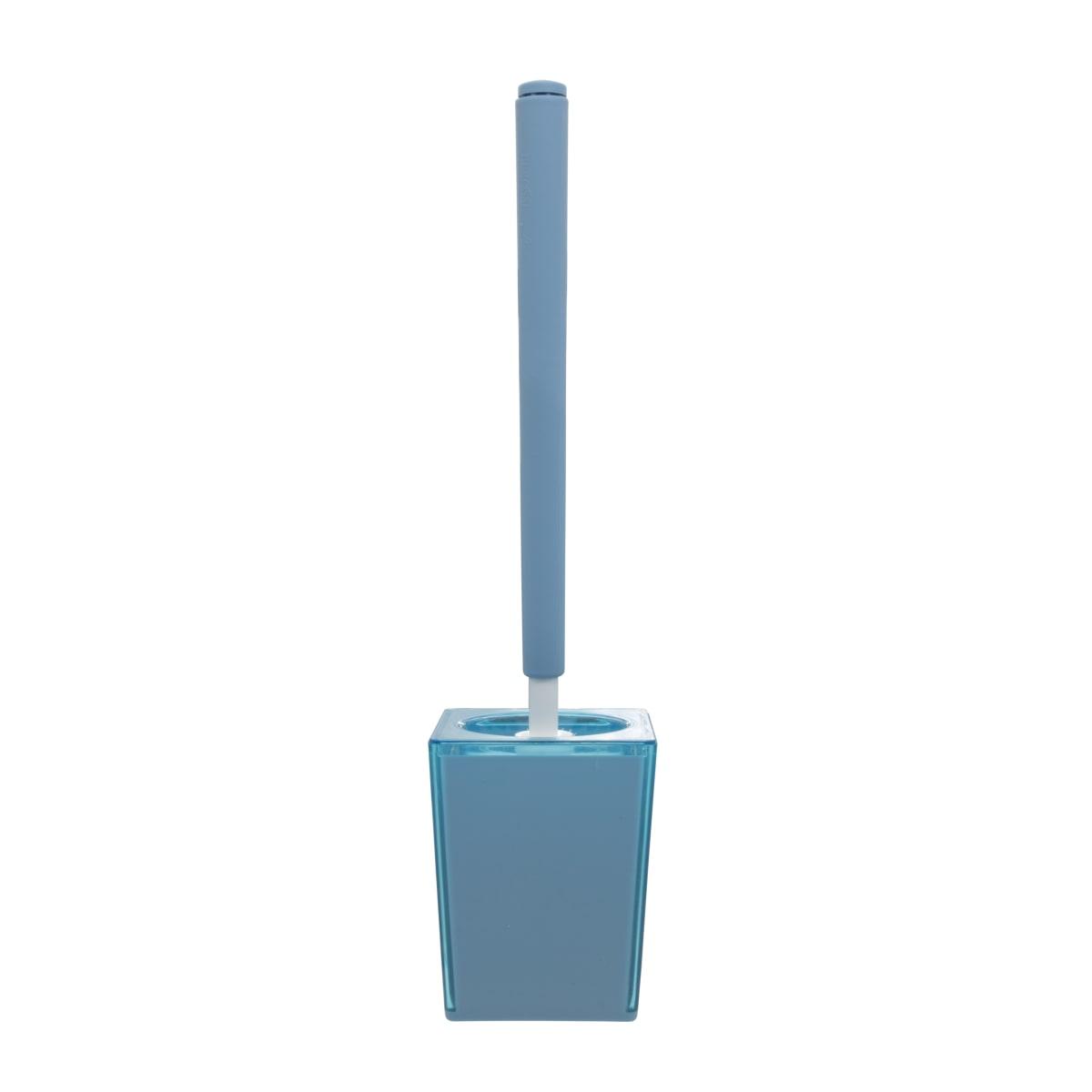 Ёршик для унитаза Berossi «Spacy» цвет голубой