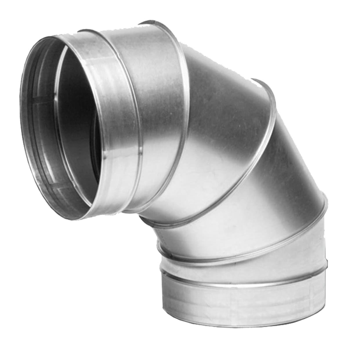 Отвод 90° без уплотнителя Ø100 мм